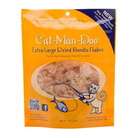 Cat Man Doo Cat-Man-Doo Freeze Dried Bonito Flakes XL 4oz