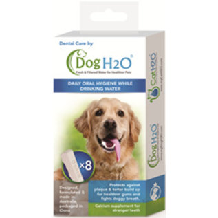 Dog H2O DogH2O Dental Filters 8pack