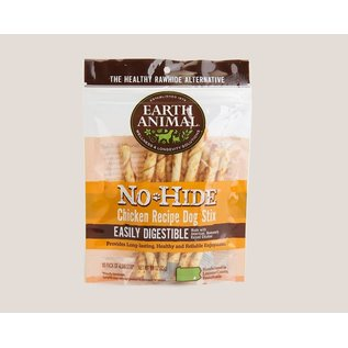 Earth Animal Earth Animal No Hide Chicken Stix Pack 10PK