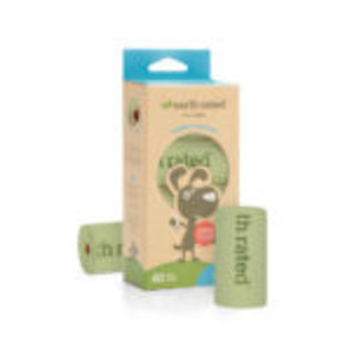 Earth Rated Earth Rated 4 Rolls Compostable 60ct