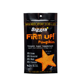 Firm Up Diggin Your Dog Firm Up Pumpkin 4oz