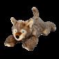 Fluff & Tuff Fluff & Tuff Wolf Puppy Toy
