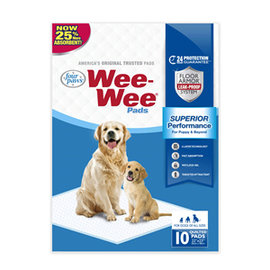 Four Paws Four Paws Super WeeWee Pads 22ct