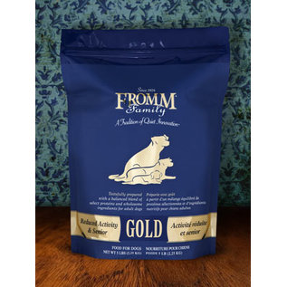 Fromm Fromm Dog Gold Senior 33#