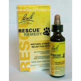 Bach Rescue Remedy Bach Pet Rescue Remedy 10ml