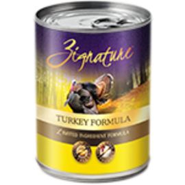 Zignature ZIGN Dog Turkey Formula 13oz