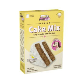 Puppy Cake Puppy Cake Cake Mix For Dogs Banana