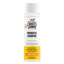 Skout's Honor Skouts Honor Dog Shampoo Honeysuckle 16oz