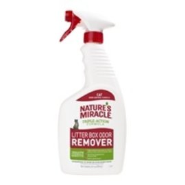 Nature's Miracle Nature's Miracle Litter Box Odor Destroyer 24oz