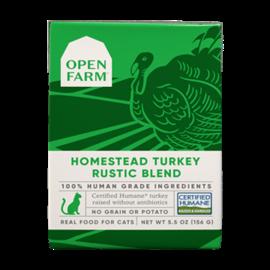 Open Farm Open Farm Cat Turkey 5.5oz