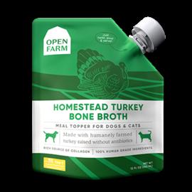 Open Farm Open Farm Homestead Turkey Bone Broth 12oz