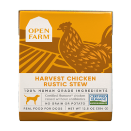 Open Farm Open Farm Dog Chicken Stew 12.5oz
