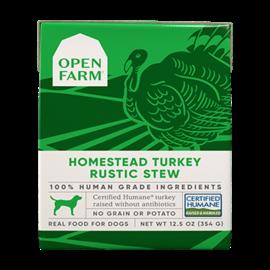 Open Farm Open Farm Dog Stew Turkey 12.5oz