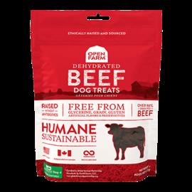 Open Farm Open Farm Beef Dog Treats 4.5oz