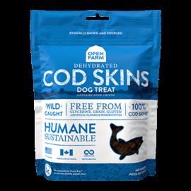 Open Farm Open Farm  Dog Dehydrated Cod Skins Treat 2.25oz