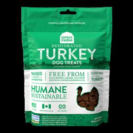 Open Farm Open Farm Dog Dehydrated Turkey Treats 4.25oz