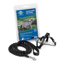 PetSafe PetSafe Cat Harness/Leash Med Silver