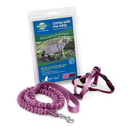 PetSafe PetSafe Cat Harness/Leash DustyRose LRG