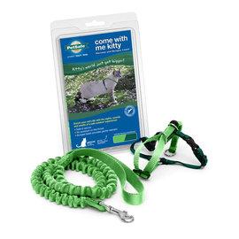 PetSafe PetSafe Cat Harness/Leash Med Green