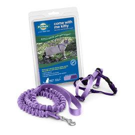 PetSafe PetSafe Cat Harness/Leash Lilac MD