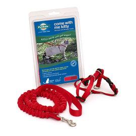 PetSafe PetSafe Cat Harness/Leash Med Red