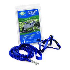 PetSafe PetSafe Cat Harness/Leash Med Blue