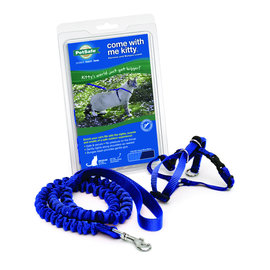 PetSafe PetSafe Cat Harness Large Blue/Black