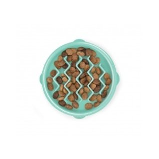 Outward Hound Outward Hound Fun Feeder XS Tiny Mint