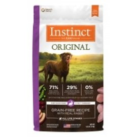 Nature's Variety NV Instinct Original Rabbit Dog 4#