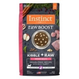 Nature's Variety Natures Variety Instinct Raw Boost Indoor Cat Rabbit 4.5#