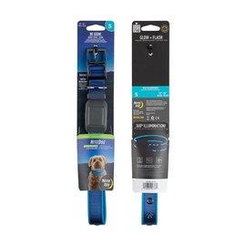 Nite Ize Nite Ize Rechargeable LED Dog Collar - S - Blue/Blue LED
