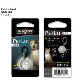 Nite Ize Nite Ize PetLit Jewel Crystal Light