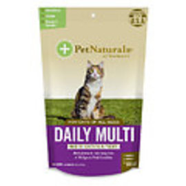 Pet Naturals of Vermont Pet Naturals Daily Multi for Cats 30ct