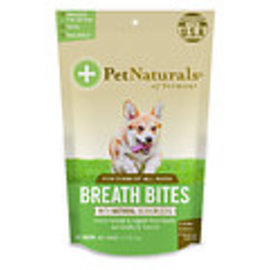 Pet Naturals of Vermont PNV  Dog Breath Bites 60ct