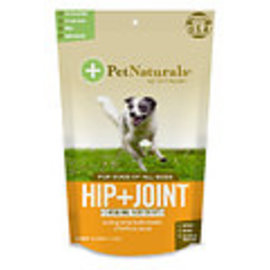 Pet Naturals of Vermont PNV Hip JNT Chew for Dogs 60ct