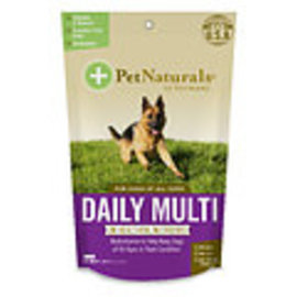 Pet Naturals of Vermont PNV Daily Multi for Dogs 30ct