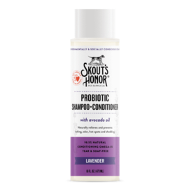 Skout's Honor Skouts Honor Dog Shampoo & Conditioner Lavender 16oz