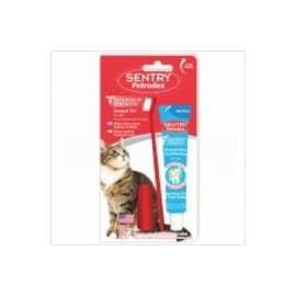 Sentry Sentry Dental Kit Cat