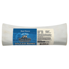 Redbarn Pet Products Redbarn Filled Beef Bone Sm