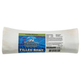 Redbarn Pet Products Redbarn Filled Bone Lamb Sm