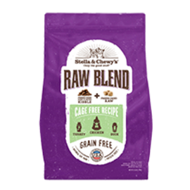 Stella & Chewys Stella & Chewy's Cat Raw Blend Poultry 5#