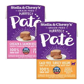 Stella & Chewys Stella & Chewy's Cat Turkey Pate 5.5oz