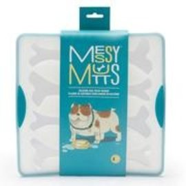 Messy Mutts Messy Mutts Treat Maker Silicone LRG