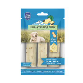 Himalayan Pet Supply Himalayan Dog Chew PB SM