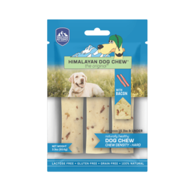 Himalayan Pet Supply Himalayan Dog Chew Bacon SM
