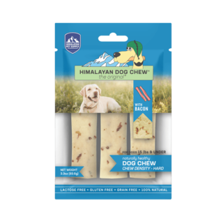 Himalayan Pet Supply Himalayan Dog Chew Bacon SM