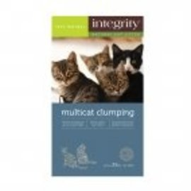 Integrity Integrity Multi-Cat Clump Litter 25#