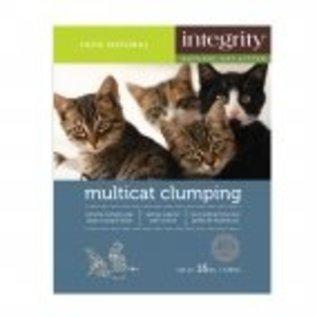 Integrity Integrity Multi-Cat Clump Litter 16#