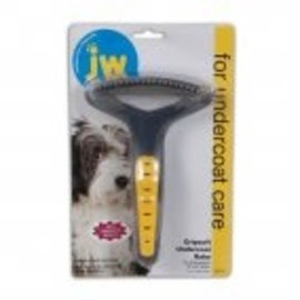 JW Products JW Dog Grip Soft Rake Regular