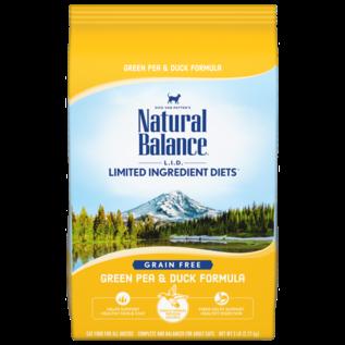 Natural Balance Natural Balance LID Green Pea & Duck Cat 5#